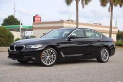New 2021 BMW 530i Sedan WBA53BH05MCF13651 Myrtle Beach South Carolina