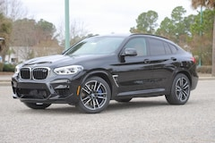 New 2021 BMW X4 M Sports Activity Coupe 5YMUJ0C03M9F91107 Myrtle Beach South Carolina