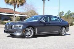 New 2020 BMW 740i Sedan WBA7T2C04LCD77124 Myrtle Beach South Carolina