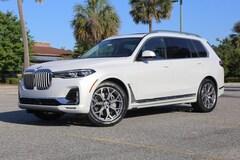 New 2019 BMW X7 xDrive40i SUV 5UXCW2C5XKL085301 Myrtle Beach South Carolina