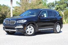 New 2020 BMW X3 sDrive30i SAV 5UXTY3C06LLU72319 Myrtle Beach South Carolina
