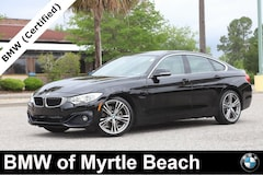 Certified Pre-Owned 2017 BMW 430i w/SULEV Gran Coupe 7296 Myrtle Beach South Carolia