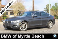 Certified Pre-Owned 2017 BMW 430i xDrive w/SULEV Gran Coupe 7227 Myrtle Beach South Carolia