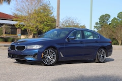 New 2021 BMW 530i Sedan WBA53BH00MCF13718 Myrtle Beach South Carolina