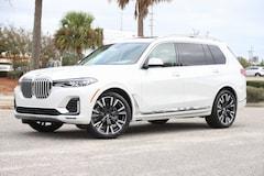 New 2020 BMW X7 xDrive40i SAV 5UXCW2C04L9B15673 Myrtle Beach South Carolina