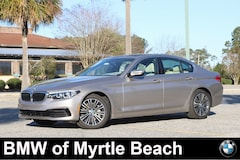 new 2019 BMW 530i xDrive Sedan for sale in Myrtle Beach, SC