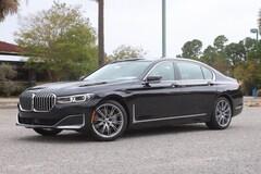 New 2021 BMW 750i xDrive Sedan WBA7U2C0XMCF41359 Myrtle Beach South Carolina