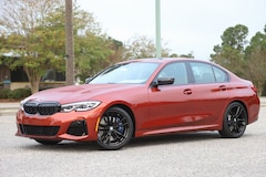New 2021 BMW 340i Sedan 3MW5U7J09M8B54331 Myrtle Beach South Carolina