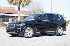 New 2020 BMW X5 sDrive40i SAV 5UXCR4C05L9C56092 Myrtle Beach South Carolina