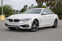 New 2020 BMW 430i xDrive Convertible WBA4Z3C02LEN89741 Myrtle Beach South Carolina
