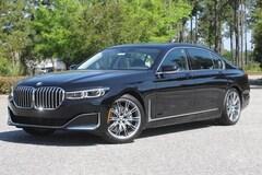 New 2022 BMW 740i Sedan WBA7T2C0XNCG91301 Myrtle Beach South Carolina