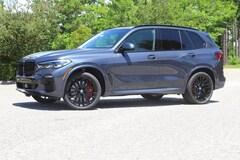 New 2021 BMW X5 M50i SAV 5UXJU4C08M9H67108 Myrtle Beach South Carolina