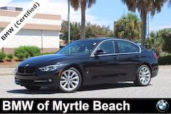 Certified Pre-Owned 2017 BMW 330e iPerformance Sedan 7380 Myrtle Beach South Carolia