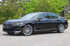 New 2022 BMW 740i Sedan WBA7T2C04NCG99152 Myrtle Beach South Carolina