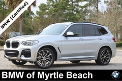 Certified Pre-Owned 2020 BMW X3 sDrive30i SAV 21448B Myrtle Beach South Carolia