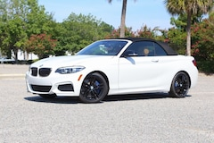 New 2020 BMW M240i Convertible WBA2N1C09L7D81032 Myrtle Beach South Carolina