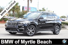 Certified Pre-Owned 2017 BMW X1 sDrive28i SAV 7069 Myrtle Beach South Carolia