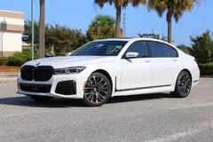 New 2020 BMW 750i xDrive Sedan WBA7U2C02LBM62107 Myrtle Beach South Carolina