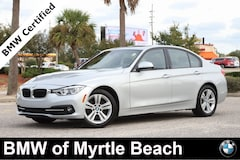 Certified Pre-Owned 2016 BMW 328i w/SULEV Sedan 7066 Myrtle Beach South Carolia