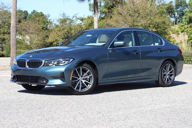 New 2020 BMW 330i Sedan In Myrtle Beach