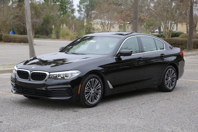 New 2019 BMW 530i 530i Sedan In Myrtle Beach