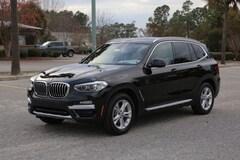 New 2019 BMW X3 xDrive30i SAV 5UXTR9C56KLE18161 Myrtle Beach South Carolina