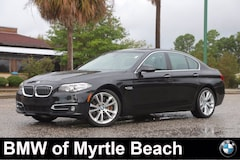 Certified Pre-Owned 2016 BMW 535i xDrive Sedan 7356A Myrtle Beach South Carolia