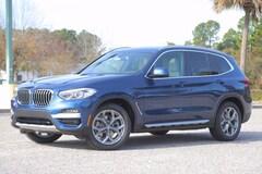 New 2021 BMW X3 sDrive30i SAV 5UXTY3C04M9F20644 Myrtle Beach South Carolina