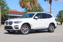New 2021 BMW X3 sDrive30i SAV 5UXTY3C02M9D87561 Myrtle Beach South Carolina