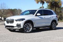 New 2020 BMW X5 sDrive40i SAV 5UXCR4C06L9B94573 Myrtle Beach South Carolina