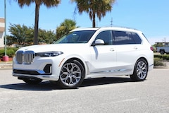 New 2020 BMW X7 xDrive40i SAV 5UXCW2C06L0E74768 Myrtle Beach South Carolina