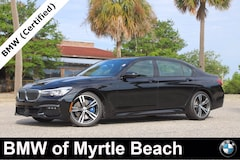 Certified Pre-Owned 2018 BMW 740i Sedan 7384 Myrtle Beach South Carolia