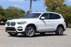 New 2020 BMW X3 sDrive30i SUV 5UXTY3C0XLLU70816 Myrtle Beach South Carolina
