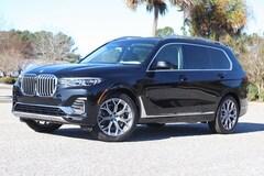 New 2020 BMW X7 xDrive40i SAV 5UXCW2C03L9B54657 Myrtle Beach South Carolina