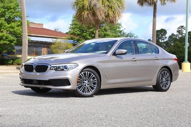 New 2019 BMW 530i xDrive Sedan In Myrtle Beach