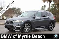 Certified Pre-Owned 2016 BMW X1 xDrive28i SUV 7177 Myrtle Beach South Carolia
