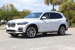 New 2020 BMW X5 sDrive40i SAV 5UXCR4C07LLT19323 Myrtle Beach South Carolina