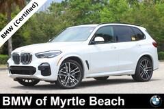 Certified Pre-Owned 2019 BMW X5 xDrive40i SAV 21793A Myrtle Beach South Carolia
