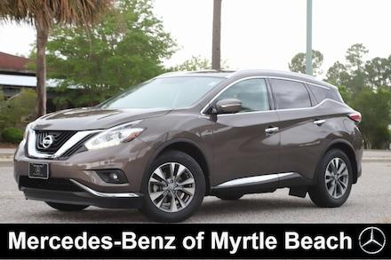 2015 Nissan Murano SL SUV Myrtle Beach South Carolina