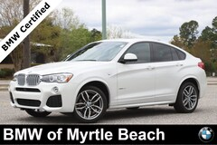 Certified Pre-Owned 2017 BMW X4 xDrive28i Sports Activity Coupe 7263 Myrtle Beach South Carolia