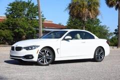 New 2020 BMW 430i Convertible WBA4Z1C06L5R72716 Myrtle Beach South Carolina