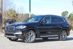 New 2021 BMW X3 sDrive30i SAV 5UXTY3C05M9F48257 Myrtle Beach South Carolina