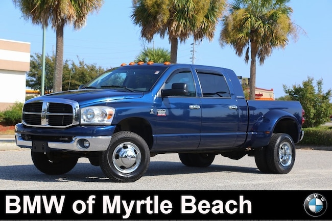 Used 2007 Dodge Ram 3500 SLT Truck Mega Cab in Myrtle Beach