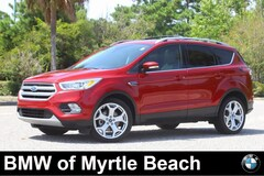 Used 2017 Ford Escape Titanium SUV Myrtle Beach South Carolina