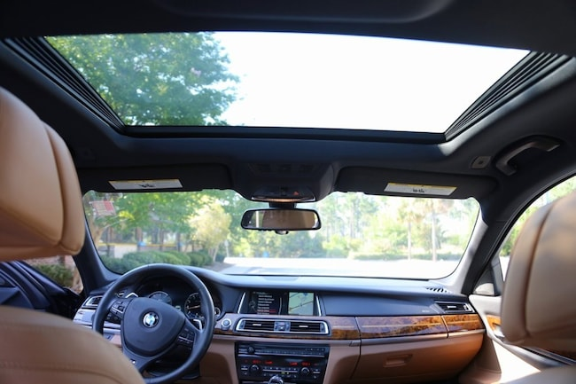 Pre-Owned BMW 750Li Myrtle Beach South Carolina | WBAYE8C51ED134281