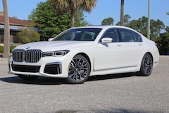 New 2020 BMW 750i xDrive Sedan WBA7U2C00LGJ59393 Myrtle Beach South Carolina