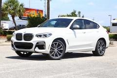New 2019 BMW X4 M40i Sports Activity Coupe 5UXUJ5C5XK9A32960 Myrtle Beach South Carolina