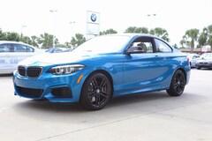 New 2020 BMW M240i Coupe WBA2J5C00L7E31609 Myrtle Beach South Carolina
