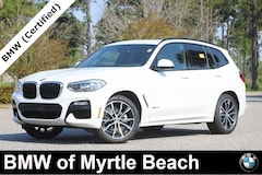 Used 2018 BMW X3 xDrive30i SAV 5UXTR9C56JLD65881 Myrtle Beach South Caroling