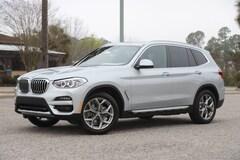 New 2020 BMW X3 xDrive30i SAV 5UXTY5C01L9C73111 Myrtle Beach South Carolina